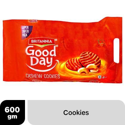 Britannia Good Day Cashew Cookies 600 g