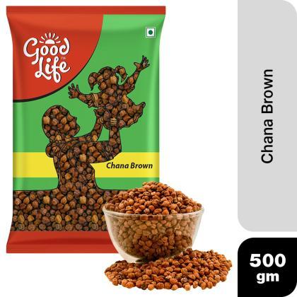 Good Life Brown Chana 500 g