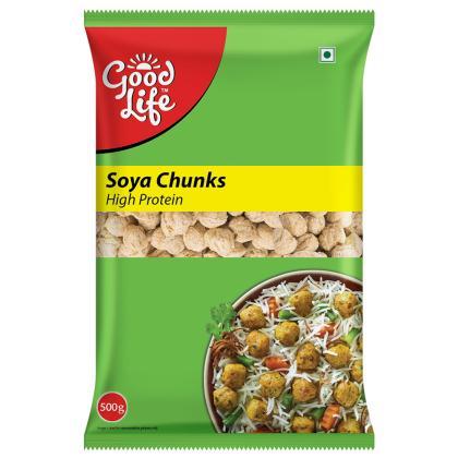 Good Life Soya Wadi / Chunks 500 g