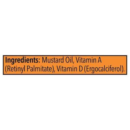 Good Life Kachi Ghani Mustard Oil 1 L (Pouch)