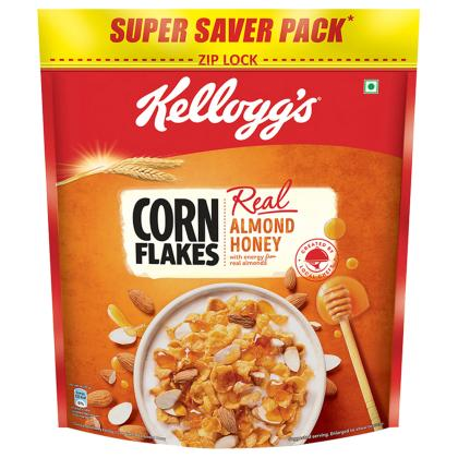 Kellogg's Corn Flakes With Real Almond & Honey 1 kg