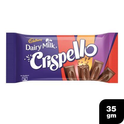 Cadbury Dairy Milk Crispello Chocolate 35 g