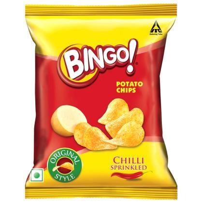 Bingo Yumitos Chilli Sprinkled Potato Chips 100 g