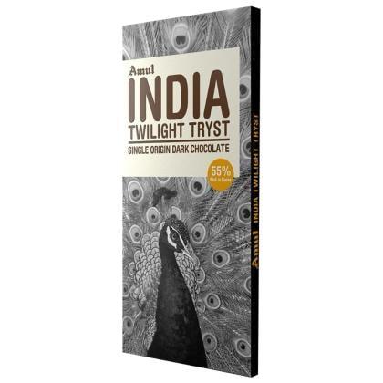Amul India Twilight Tryst Chocolate 125 g