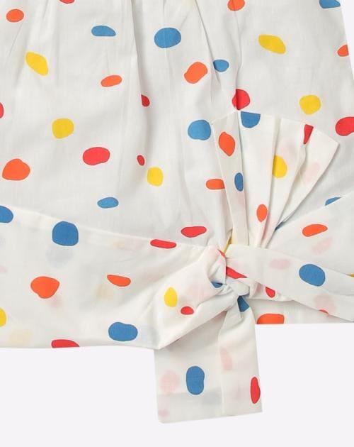 Polka Dot Bows Tunic