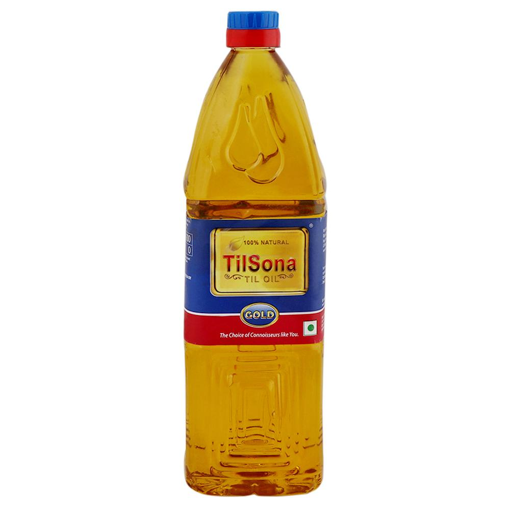 Tilsona Gold Til Oil 1 L Jiomart